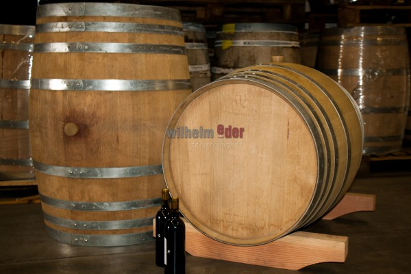 Red wine barrel 300 l - Germany vintage 2013