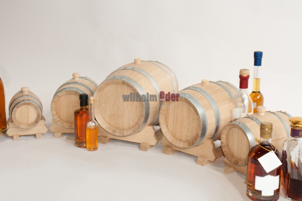 Distillate barrel French Oak 1 l - 10 l
