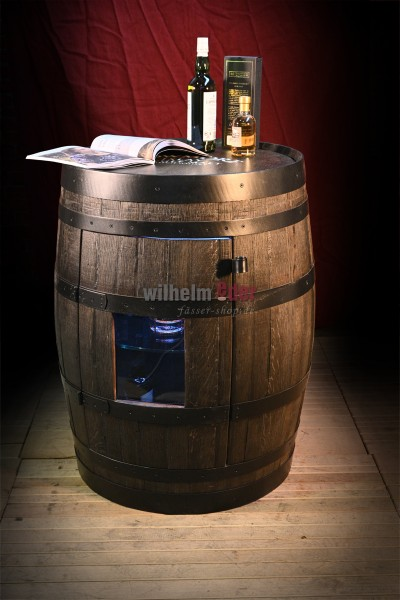 Single Malt Shelf Barrel with door