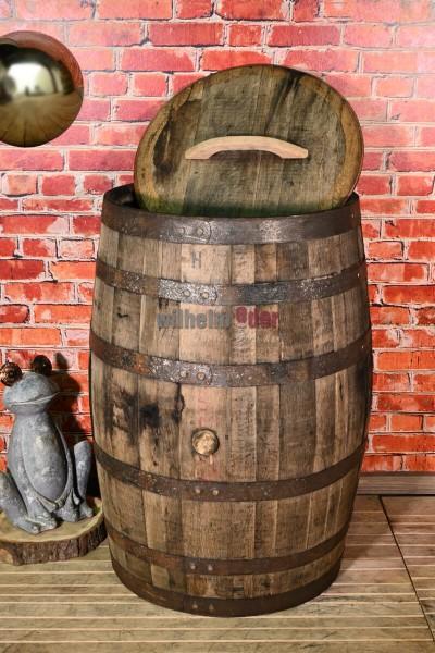 Rain barrel 190 l - Whisky barrel - Summer Special