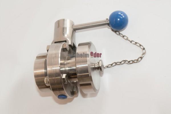 Disc valve