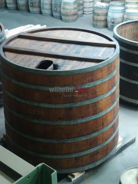 Used vat from herb liqueur 3000 l - 5000 l