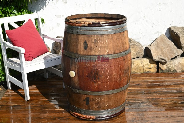 Ornamental barrel 225 l - oiled