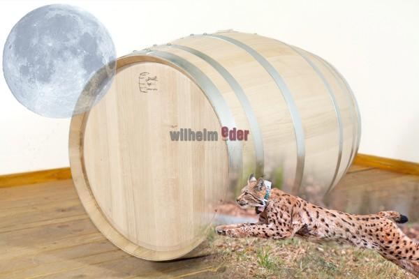 EDER - FassStolz® 228 l German oak moon-cut