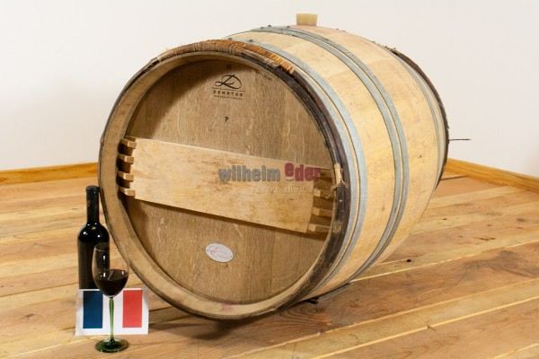 Red wine barrel 225 l - vintage 2015