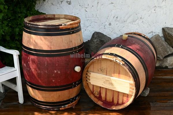 Ornamental barrel 225 l - 228 l – Château Traditional
