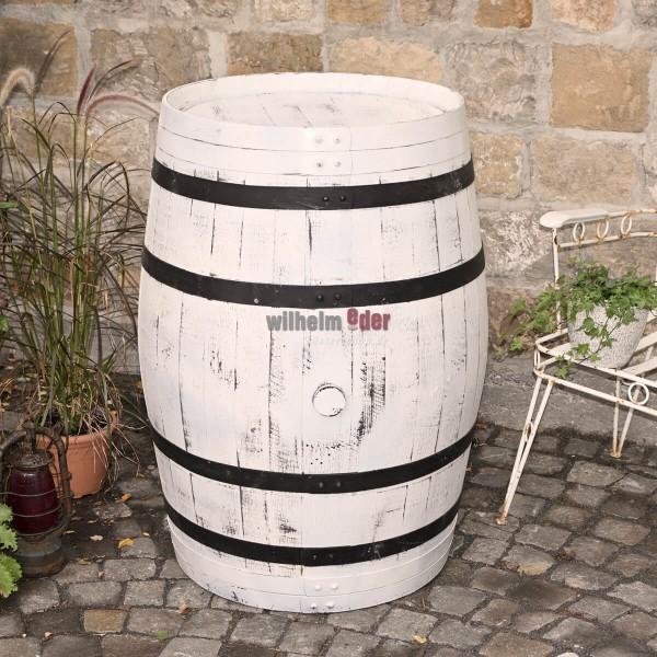 Ornamental barrel 225 l - Shabby
