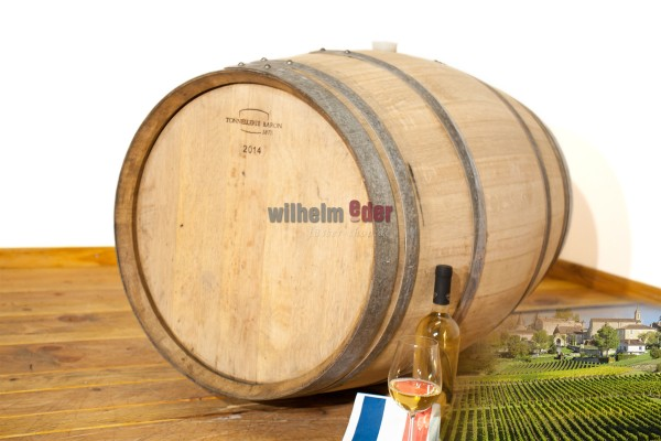 Sweet wine barrel 225 l - Pacherenc