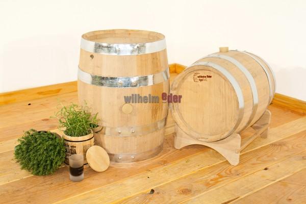 Used barrel 20 l - 30 l - ex herb liqueur