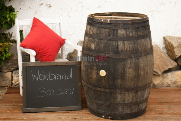Ornamental barrel 300 l - Brandy
