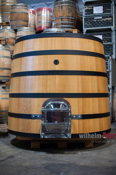 Seguin Moreau Fermentation Vat from Haute Futaie – French high trunk Oak 3000 l