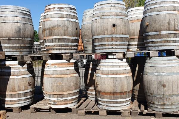 Ornamental barrel 300 l - barn fund