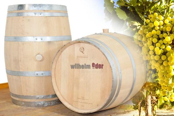 White wine barrel 225 l - Vintage 2018 - Pinot Blanc