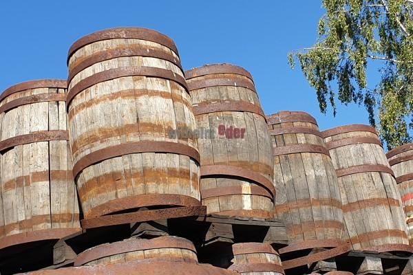 Decoration barrels 150 l - 190 l - Vintage