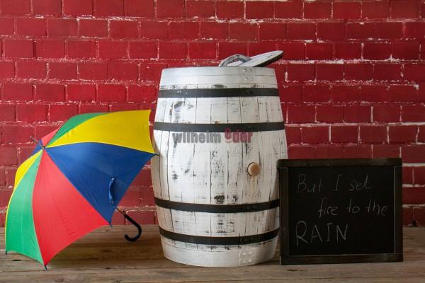 Rain barrel 225 l - Shabby