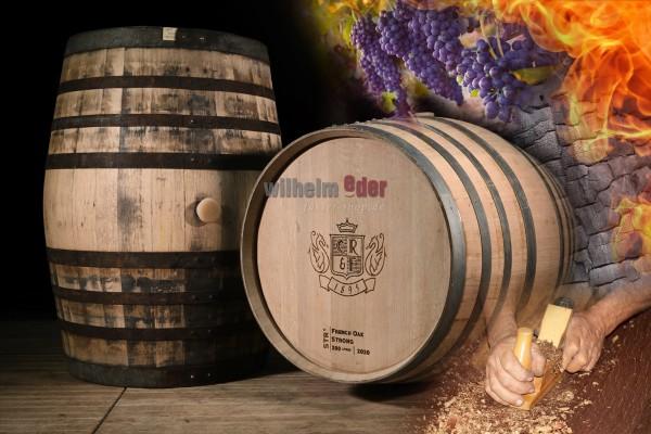 Eder STR barrel 300 l - ex red wine