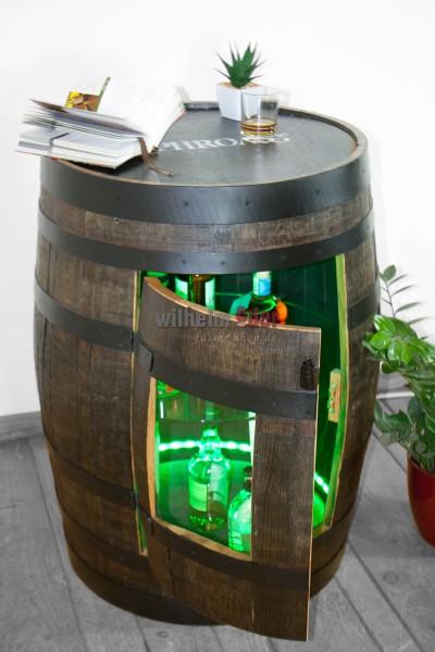 Single Malt Shelf Barrel with door