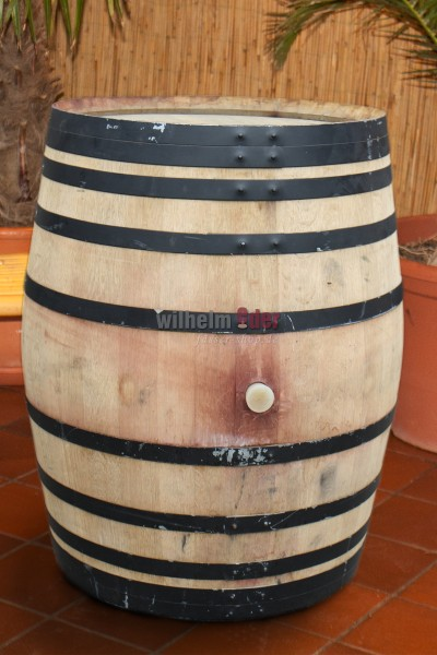 Ornamental barrel 400 l