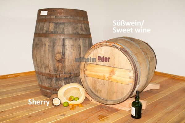Rum barrel from finishings of mature rums 190 l - 500 l