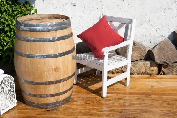Decoration barrel 225 l - Premium