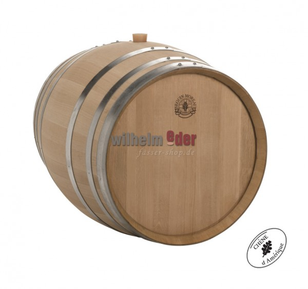 "Oak barrel 228 l ""American Oak"" of Seguin Moreau"