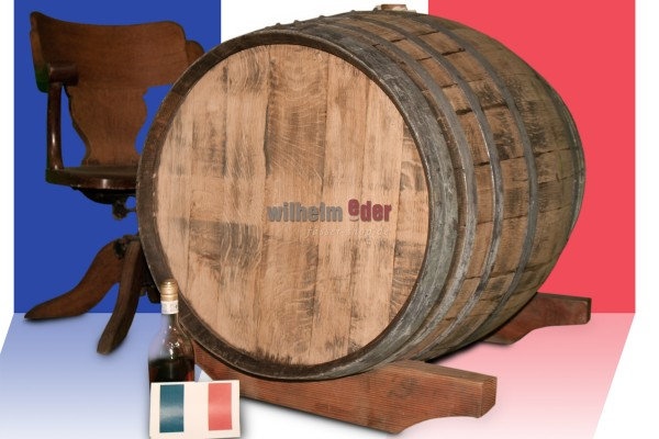 Pineau de Charentes - Barrel 300 l