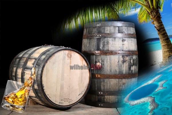 Rum barrel 190 l - Belize
