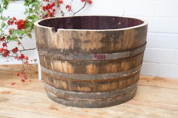 Flower pot - 1/2 300 l barrel