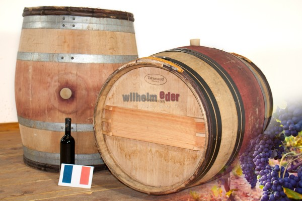 Red wine barrel 225 l-228 l - Château Traditional - 2017