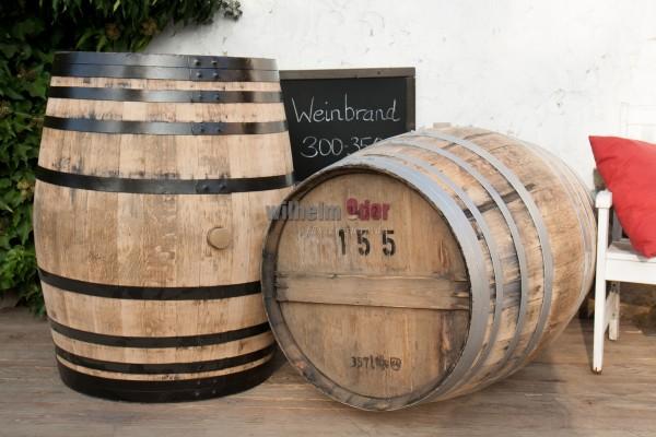 Decoration barrel 300 - 350 l - sanded