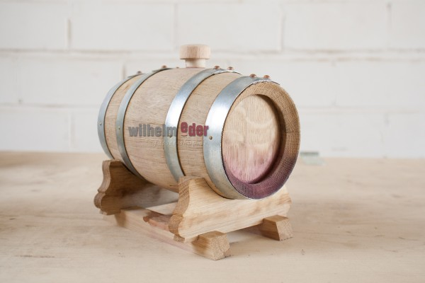 Decorative barrel 1 l - Sale