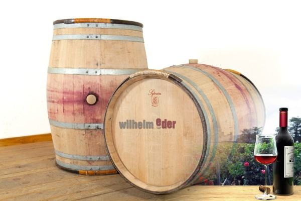 Red wine barrel 225 l - vintage 2017 Château Potensac