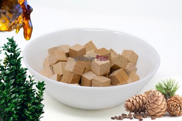 Cedar wood cubes
