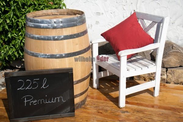 Decoration barrel 225 l - Premium