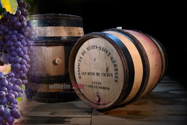 Burgundy Red Wine barrel - Hospices