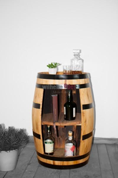 Chestnut shelf barrel 150 l