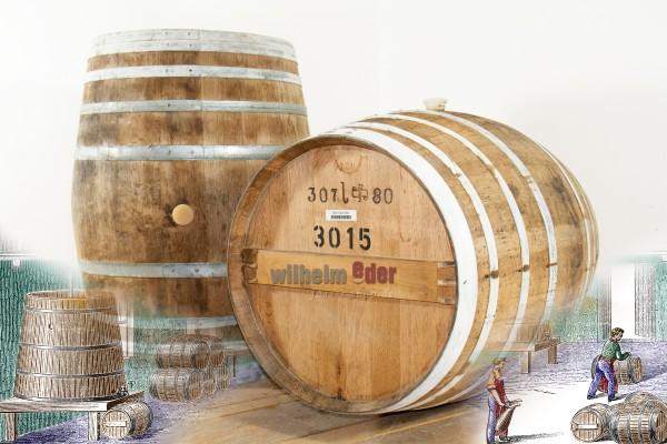 Brandy barrel 300 l - 350 l - Germany