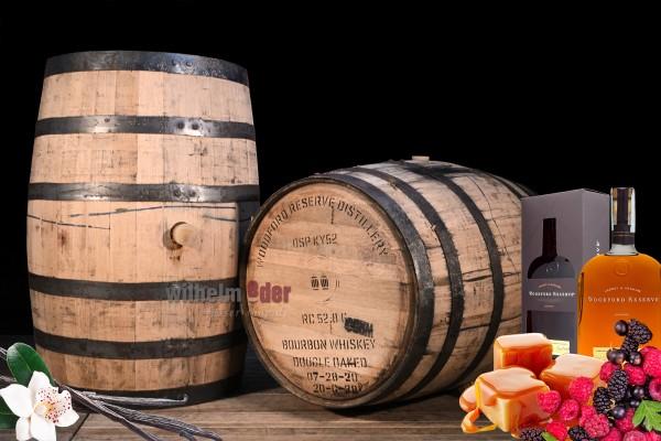 Bourbon barrel 190 l - Woodford - Double Oak