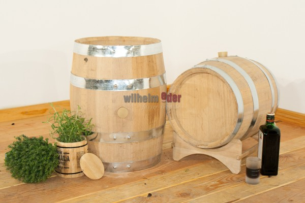 Used barrel from 20 l to 30 l - ex herb liqueur