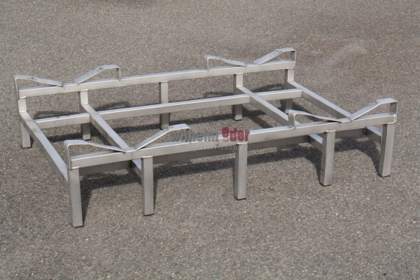 Rack - stainless steel Double rack for bottom - 225/228 l - special sale