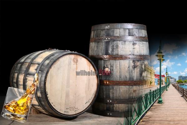 Rum barrel 190 l - Barbados