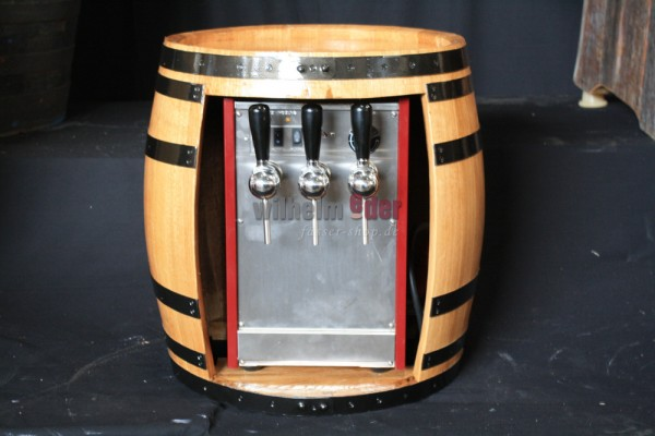 Built-in Tapping barrel