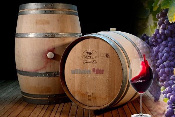 Red wine barrel 225 l - Vintage 2017 - 2018 -Château LAROSE Trintaudon