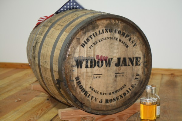 Bourbon barrel 190 l - Widow Jane