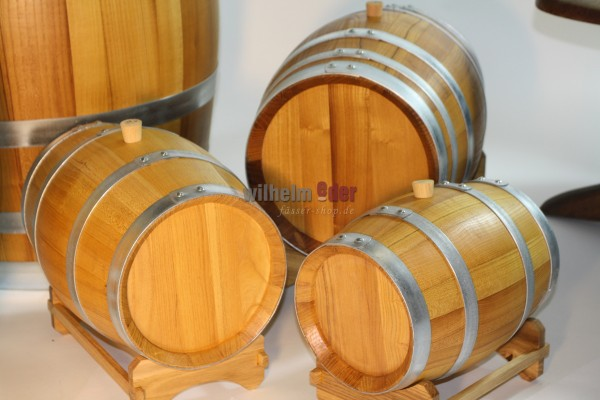 Barrel from mulberrywood 3 l - 225 l