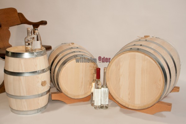 Ash distillate barrel 30 l - 112 l