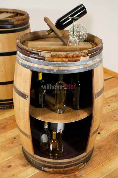 Shelf barrel 225 l - Château Traditional