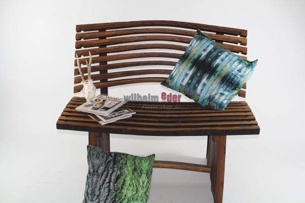 Barrel bench smal