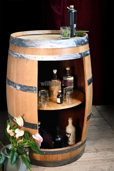 Shelf barrel 225 l